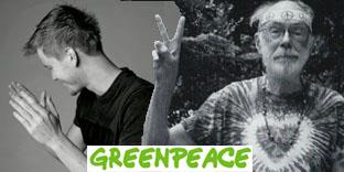 greenpeace hip en hippie